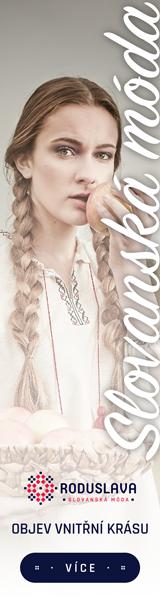 Roduslava - svisle dívka